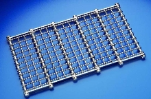 Wire Mesh Belt targets food processing applications.
