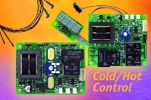 Electronic Controller offers variety of functions.