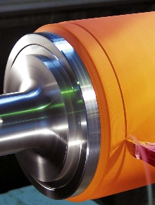 Blank Washer Rolls are optimized for harsh environments.
