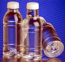 Hot-Fill PET Bottles have panel-less, ribless design