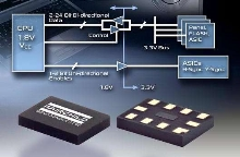 Logic Translator operates over 1.1-3.6 V range.