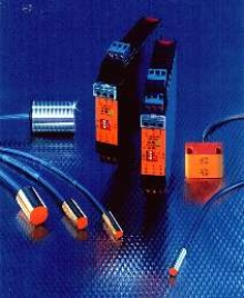 Position Sensor/Switching Amplifier suit hazardous areas.
