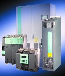 Modular AC Drives operate on standard platform.