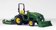 Utility Tractors feature 3-cyl engines from 30-44 gross hp.