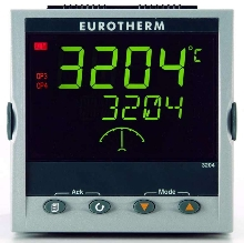 Process Controller has Amp meter and text displays.