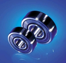Seals protect deep groove ball bearings.