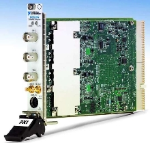 Flexible Resolution Digitizer supports virtual instrumentation.