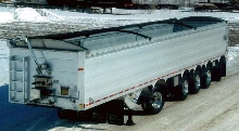 Live-Floor Trailer targets extreme-duty applications.