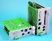 Interface Modules offer high-speed MGCplus transfer rates.