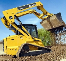 Compact Track Loaders combine power and ergonomics.