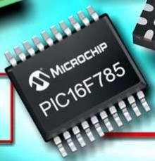 Flash Microcontroller enables intelligent power conversion.