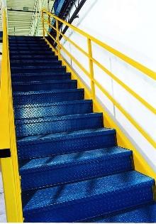 Steel Stairways meet IBC, UBC and OSHA requirements.