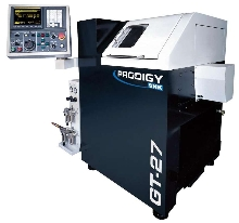 Gang Tool Lathe is suited for small parts turning.