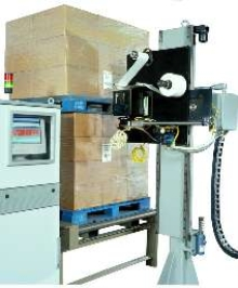 Pallet Labeler includes auto height feature.