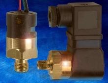 Pressure Switches feature piston/diaphragm design.