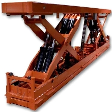 Custom Lift is suited for use in medium truck assembly.