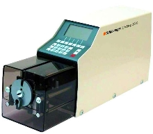 Wire Stripping Machine performs repeatable strips.