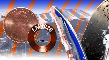 Transponder Chip facilitates ski rental and deters theft.