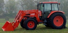 Diesel Tractors are suited for agriculture jobs.
