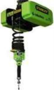 Servo Lifting Device has 500 lb capacity.