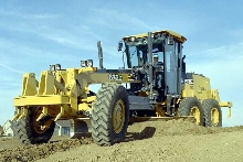 Motor Graders offer engines ranging from 185-245 hp.