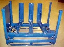 Banding Cart offers standard capacity of 3,000 lb.