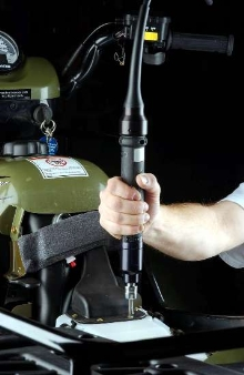 Electric Assembly Screwdrivers suit low torque applications.