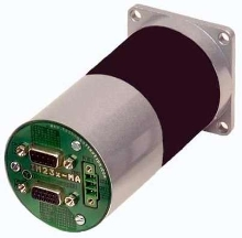 Intelligent Brushless Motors provide distributed control.