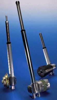 Custom Linear Actuators minimize engineering requirements.