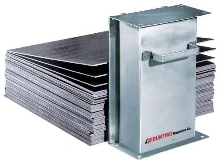 Sheet Fanners use magnets to reduce handling time.