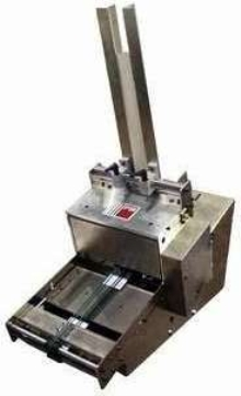 Friction Feeder System handles items down to 1.5 in.²