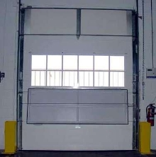 Ventilation Panel is offered with 30 in. screen.