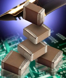 Output Capacitors are designed for power distribution.