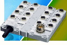 Control Cabinet I/O Extensions are rated to UL 94 V-0.
