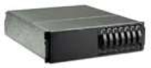 Workgroup Storage Subsystem scales up to 2 TB capacity.