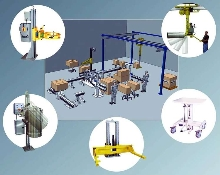 Assembly Systems offer load capacities to 10,000 lb.