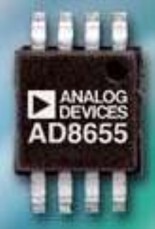 Precision Amplifier suits low-voltage applications.