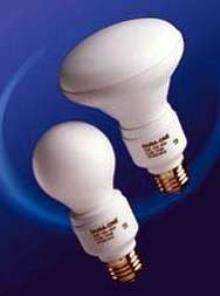 Electrodeless CFL provides 15,000 hr life.