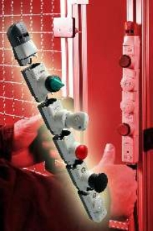 Access Control System suits machinery guarding applications.