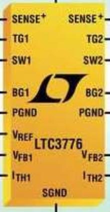 Voltage Regulator is used for DDR/QDR memory termination.