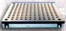 Welding Platen Stands are custom-made.