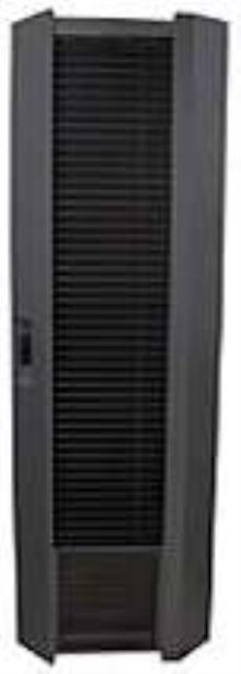 Heat Exchanger has door-mount design.