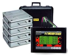 Portable Scale System features 20,000 lb capacity.