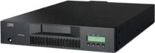 Autoloader supports Ultrium 3 tape drives.