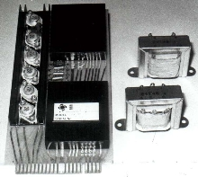 Digital to Synchro Converters drive up to 25 VA.