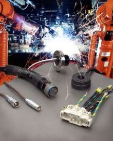 Cable Harnesses suit automation and robotic equipment.