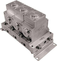 Diaphragm Valves are rated for over 1 million cycles.