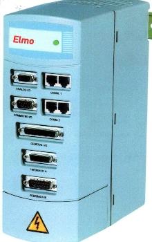 Digital Servo Drive outputs up to 10.0 kW @ 20 A/460 V.