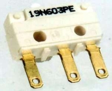 Sub-Miniature Switches feature sealed construction.