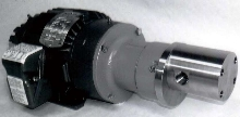 Metering Gear Pumps generate 9 gpm at 1,800 rpm.